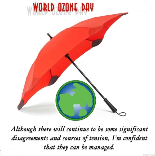 World Ozone Day Quotes, Wishes, SMS, Slogan, Song, Photo, Wallpaper