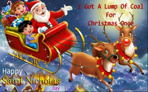 Happy St. Nicholas Day Message
