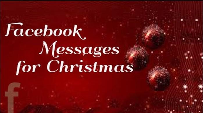 Merry Christmas Facebook, Tweeter & Whatsapp Status