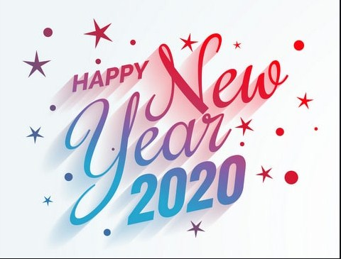 New Year 2020 Quotes, Message, Wishes & Image