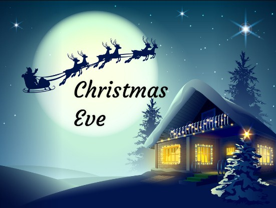 Christmas Eve Message, Wishes, Quotes & Saying