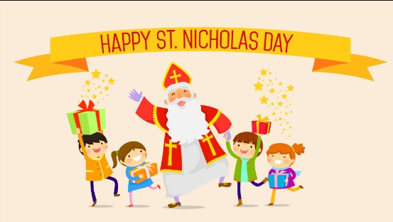 St. Nicholas Day Greeting Image & Quotes Image