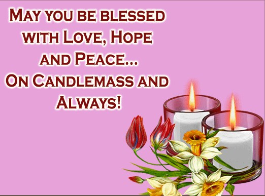 Candlemas Message, Quotes, Greetings