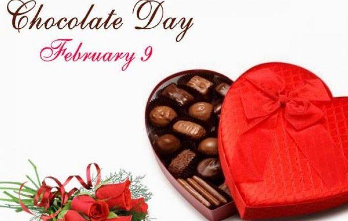 Happy Chocolate Day 2020
