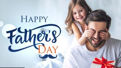 Photo of Happy Father's Day 2020 – Greetings Card, Image, Photo, Picture, Wallpaper & Wishes!