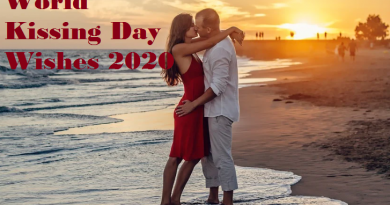 World Kissing Day 2020