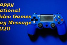 Photo of National Video Games Day 2020 – Message, Wishes, Quotes, Text, Greetings, Image & Wallpaper!