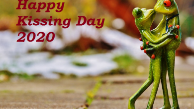 Photo of World Kissing Day 2020 Quotes Image, Greetings, Photo, Romantic Wallpaper, Facebook cover photo!